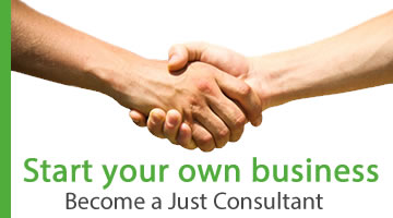Start your own business with SwissJust